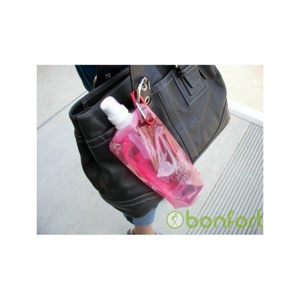 Bolsa botella de agua reutilizable